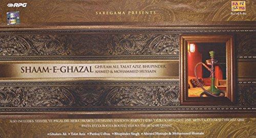 Shaam-e-ghazal (3 Disc)