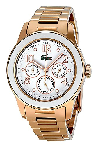 Lacoste Advantage Multifunction Gold-tone Steel Ladies Watch 2000719