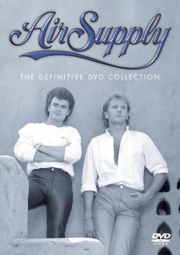 Air Supply - The Definitive DVD Collection