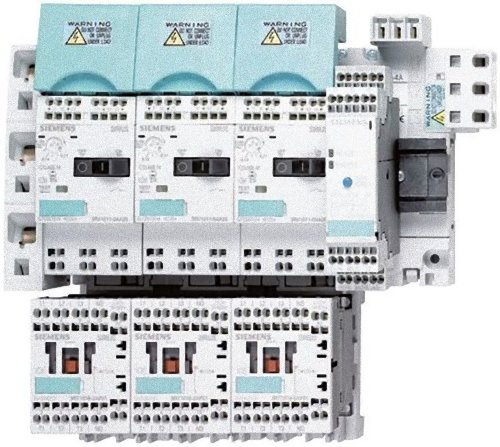 Siemens 3RV19 17-4B Three Phase Busbar For System Expansion For 3 Motor Starter Protectors 3RV19174B