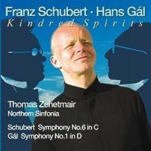 Hans Gál: Symphony No. 1 / Schubert: Symphony No. 6