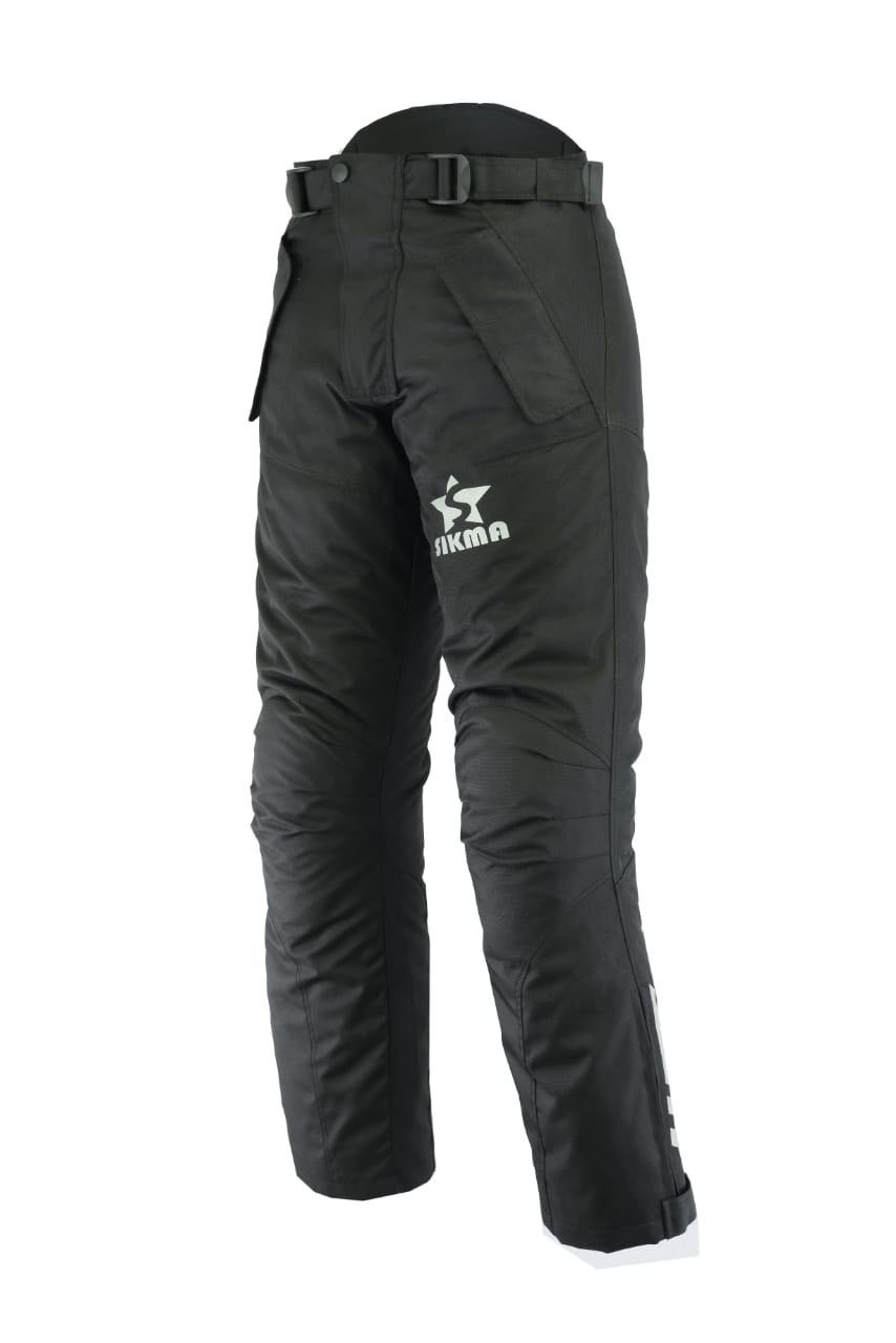 42 Sikma Mens Motorbike Waterproof CE Armours Trouser Pants Motorcycle Tights