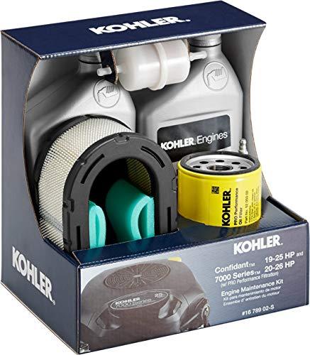 Kohler 20 789 01-S Engine Maintenance Kit Courage Single SV4