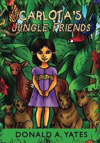 Condor Jungle - Carlota's Jungle Friends