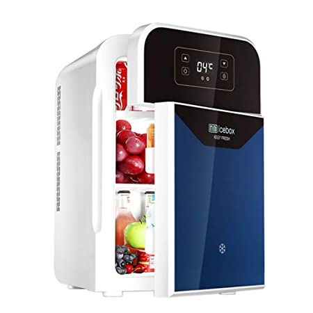 ADKINC Refrigerador de 2 Puertas, tamaño Dormitorio, Control de ...