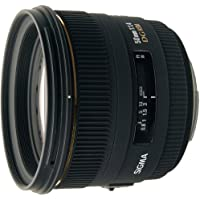 Sigma 50mm f/1.4 EX DG HSM Lens for Sigma Digital SLR Cameras