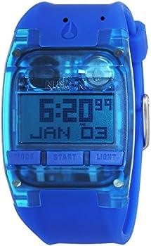 NIXON Cobalt Blue The Comp Men's Watch