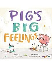 Pig's Big Feelings