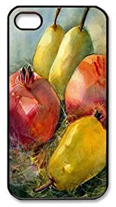 Art Growing In Yellow Back Case Cover for iphone 4/iphone 4S (526 art) _617082