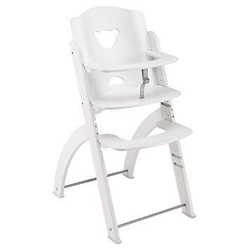 Amazon.com: Pali Pappy-Re – Trona en color blanco: Baby
