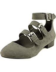 MIA Womens Luisa Closed Toe Casual Ankle Strap Sandals