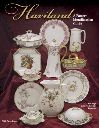 Haviland: A Pattern Identification Guide, With Price Guide