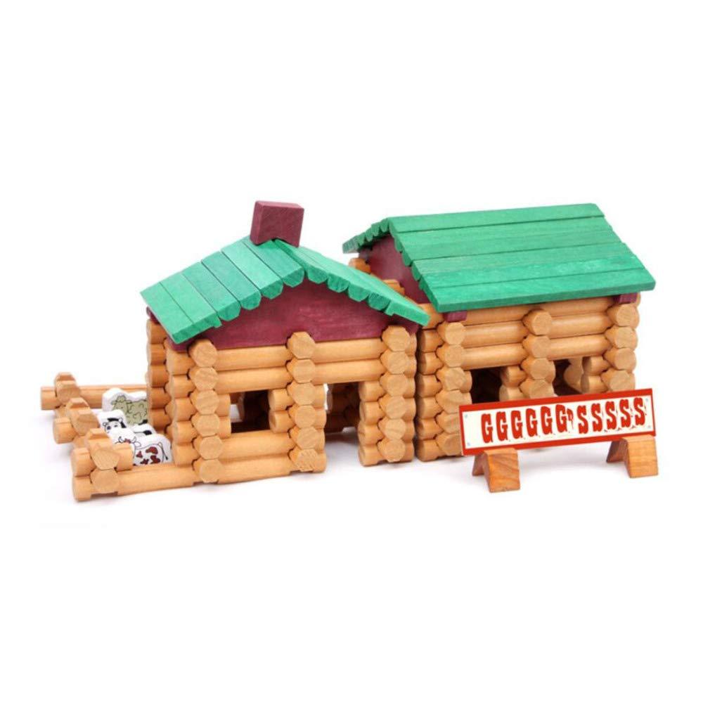 QXMEI Bausteinspielzeugklotzpuzzle Für Kinder: 12,2 Zoll  6,5 Zoll  11,4 Zoll