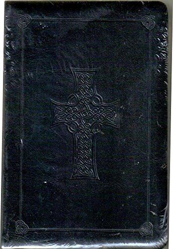 ESV Compact TruTone Bible - Celtic Cross (Black) (Esv Cross Celtic Bible)