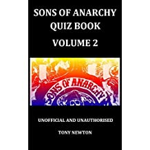 Sons of Anarchy Quiz Book Volume 2