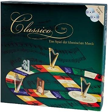 Noris 606104534 Classico - Juego de mesa sobre música clásica [Importado de Alemania]: Amazon.es: Electrónica