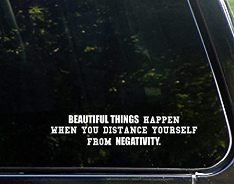 Beautiful Things Happen When You Distance Yourself From Negativity (9