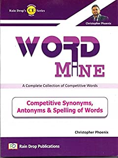 Word - Mine (Volume 1) : A Complete Collection of Competitive Words price comparison at Flipkart, Amazon, Crossword, Uread, Bookadda, Landmark, Homeshop18