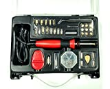 TRUArt 4-in-1 Craft Tool for Wood and Leather Burning, Rhinestone Hot Fix Setter, Soldering Iron
