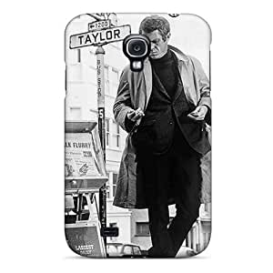 Scratch Protection Hard Cell-phone Cases For Samsung Galaxy S4 With Custom HD Bon Jovi Series ColtonMorrill