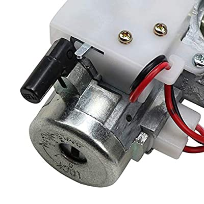 Beck Arnley 201-1586 Key, Lock And Ignition Switch Assembly: Automotive