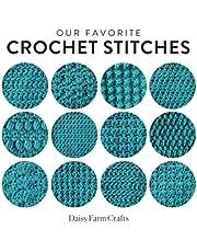 Our Favorite Crochet Stitches