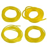 ONWON 20 Feet Petrol Fuel Line Hose Tube with 4 Sizes Tubing for Common 2 Cycle Small Engine Poulan Craftman Weedeater Chainsaw String Trimmer Blower