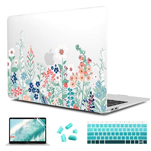 Carcasa Rigida Mate Para Macbook Air De 13-estampada