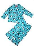 Hello Kitty - Girls Long Sleeve Pajamas, Blue, 1 Set Size 2T