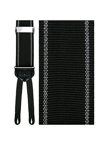 Basilicata-Black-Silk-Suspenders