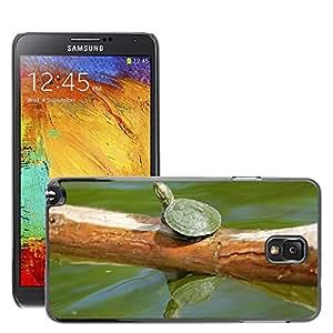 Cas Coq Case Cover // M00147834 Tortuga Naturaleza Animal Fauna Agua // Samsung Galaxy Note 3 III N9000 N9002 N9005