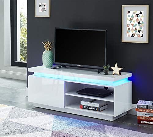 BAITA Cosmos Mueble para televisor, Tablero DM, 0: Amazon.es ...