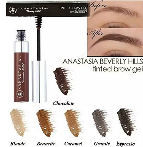 Anastasia Eyebrow Gel (Anastasia Tinted Brow Gel Blonde 0.32 oz)