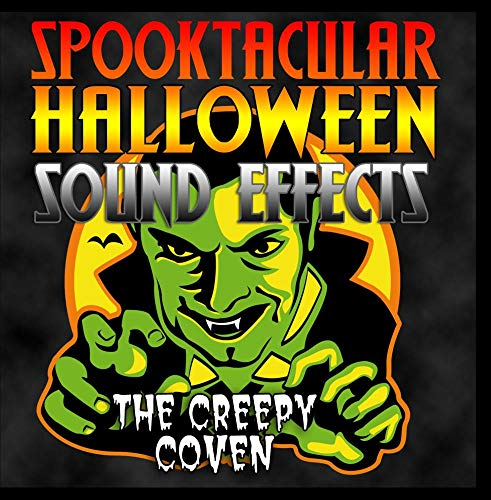 Spooktacular Halloween  Sound Effects ()