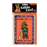CRUNCH CARD Crunchkins for Dogs Skeleton - No Bones About It