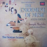 The Enjoyment of Music, Machlis, Joseph and Forney, Kristine, 0393991555