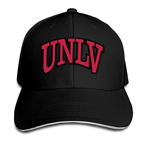 Unlv Rebels Logo Flex Baseball Cap (Unlv Hats For Men)