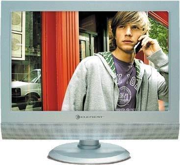 "ELEMENT 15.4"" LCD HDTV"