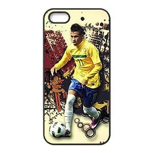 Warm-Dog Neymar Futbol Hshamsi Vektor Santos Nejmar Brazili Phone Case for Iphone 5s