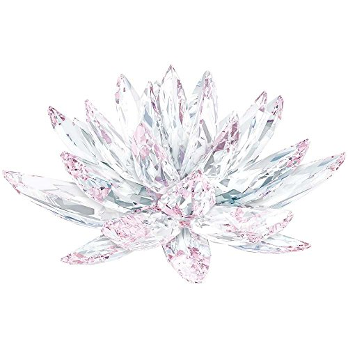 (Swarovski Centerpiece in Light Rose-colored)