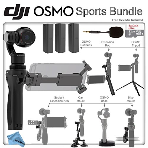 DJI OSMO Sports Bundle Package by DJI