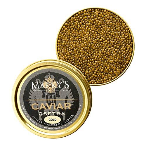 Marky's Imperial Caviar, Malossol - 1 oz by Marky's Caviar