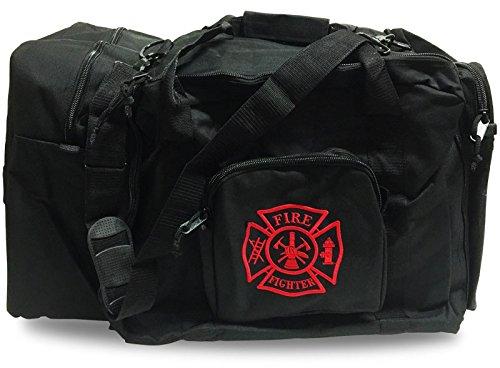 DutyWear Deluxe Heavy Duty Fire Gear Bag (Firefighter Logo)