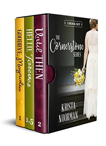 The Cornerstone Series: 3-Book Boxed Set by [Noorman, Krista]