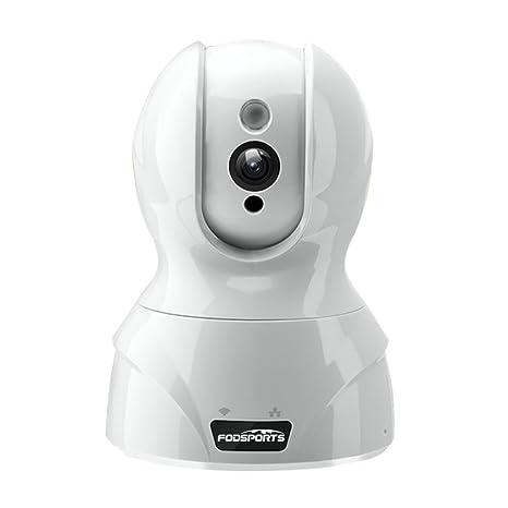 Fodsports Inicio Cámara de seguridad inalámbrica 720 HD IP WIFI Cámara Cámaras de vigilancia Cámara Nanny ...