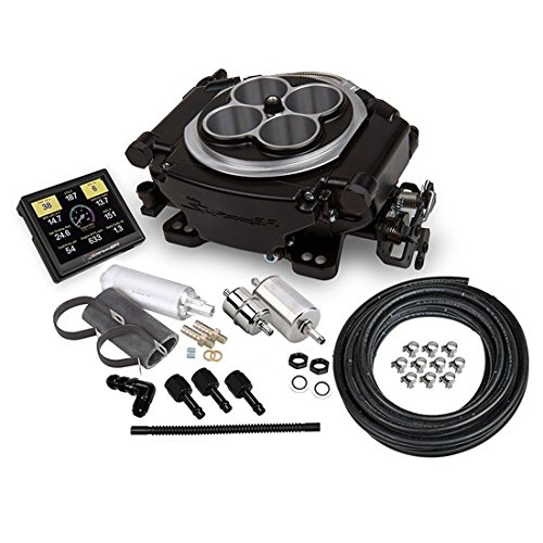 Holley Black Sniper EFI Fuel Injection System Complete Master Kit