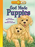 God Made Puppies, Marian Bennett, 0784716854