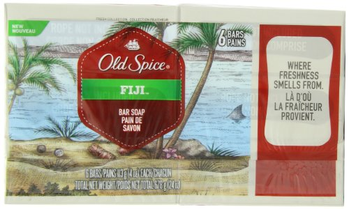 • Old Spice Timber Bar Soap cleans away dirt and odor • Step out of the shower fresher and manlier than ever • Fresher Collection smells as great as nature .