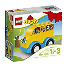 LEGO 6174768 DUPLO My First Bus 10851 Building Kit