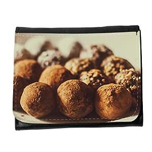 le portefeuille de grands luxe femmes avec beaucoup de compartiments // M00238630 Postre Confitería dulce Nutrición // Small Size Wallet